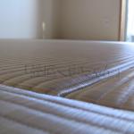 琉球畳東レ敷楽 引目織 一畳まわし敷き やわらかクッション付き