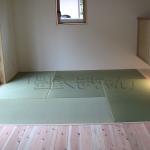 琉球畳目積タイプ まわし敷き