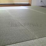 本琉球畳(大分県産琉球青表 [七島表]) まわし敷き